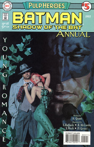 Cover for Batman: Shadow of the Bat Annual (DC, 1993 series) #5