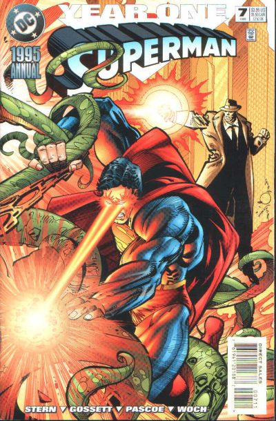 Cover for Superman Annual (DC, 1987 series) #7