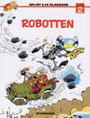 Cover for Splint klassiker (Interpresse, 1981 series) #2 - Robotten