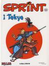 Cover for Sprint [Seriesamlerklubben] (Hjemmet / Egmont, 1998 series) #54 - Sprint i Tokyo
