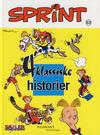 Cover for Sprint [Seriesamlerklubben] (Hjemmet / Egmont, 1998 series) #53 - 4 klassiske historier