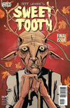 Cover for Sweet Tooth (DC, 2009 series) #40