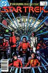 Cover for Star Trek (DC, 1984 series) #1 [Newsstand]