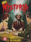 Cover for Misteria (Edifumetto, 1984 series) #2