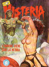 Cover for Misteria (Edifumetto, 1984 series) #4