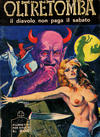 Cover for Oltretomba (Ediperiodici, 1971 series) #47