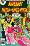 Cover Thumbnail for Superboy & the Legion of Super-Heroes (1977 series) #258 [Whitman]