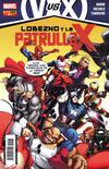 Cover for Lobezno y La Patrulla-X (Panini España, 2012 series) #7