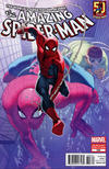 Cover Thumbnail for The Amazing Spider-Man (1999 series) #698 [Variant Edition - Spider-Man: 50 Years]