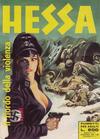 Cover for Hessa (Ediperiodici, 1970 series) #12