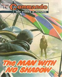 Cover Thumbnail for Commando (D.C. Thomson, 1961 series) #1466