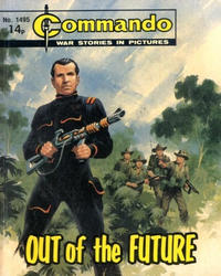 Cover Thumbnail for Commando (D.C. Thomson, 1961 series) #1495