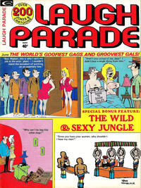 Cover Thumbnail for Laugh Parade (Marvel, 1961 series) #v15#3