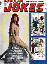 Cover Thumbnail for Popular Jokes (Marvel, 1961 series) #54