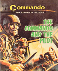 Cover Thumbnail for Commando (D.C. Thomson, 1961 series) #1610