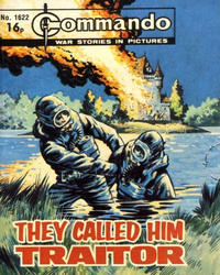 Cover Thumbnail for Commando (D.C. Thomson, 1961 series) #1622