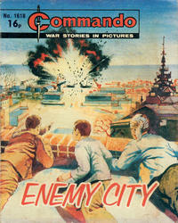 Cover Thumbnail for Commando (D.C. Thomson, 1961 series) #1618