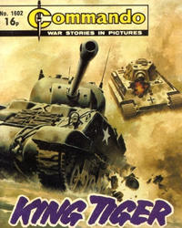 Cover Thumbnail for Commando (D.C. Thomson, 1961 series) #1602