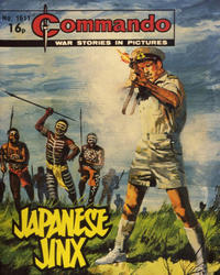Cover Thumbnail for Commando (D.C. Thomson, 1961 series) #1611