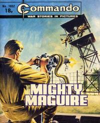 Cover Thumbnail for Commando (D.C. Thomson, 1961 series) #1652