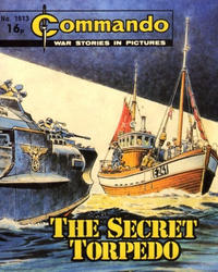 Cover Thumbnail for Commando (D.C. Thomson, 1961 series) #1613