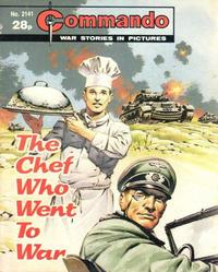 Cover Thumbnail for Commando (D.C. Thomson, 1961 series) #2141
