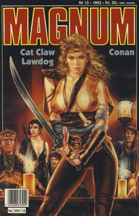 Cover Thumbnail for Magnum (Bladkompaniet, 1988 series) #13/1993