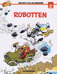 Cover Thumbnail for Splint klassiker (Interpresse, 1981 series) #2 - Robotten
