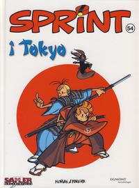 Cover Thumbnail for Sprint [Seriesamlerklubben] (Hjemmet / Egmont, 1998 series) #54 - Sprint i Tokyo