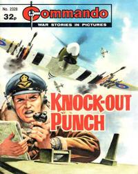 Cover Thumbnail for Commando (D.C. Thomson, 1961 series) #2328