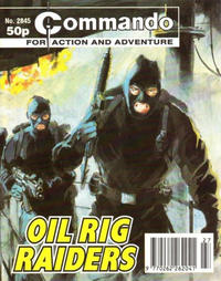 Cover Thumbnail for Commando (D.C. Thomson, 1961 series) #2845