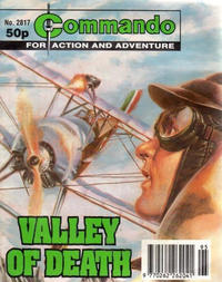 Cover Thumbnail for Commando (D.C. Thomson, 1961 series) #2817