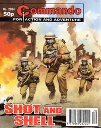 Cover Thumbnail for Commando (D.C. Thomson, 1961 series) #2984