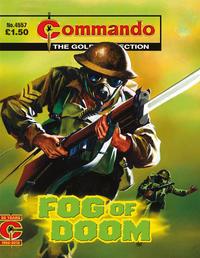 Cover Thumbnail for Commando (D.C. Thomson, 1961 series) #4557