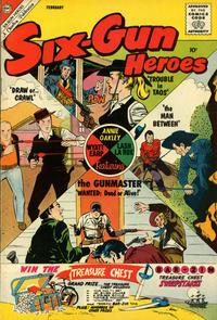 Cover Thumbnail for Six-Gun Heroes (Charlton, 1954 series) #61
