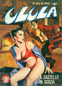 Cover Thumbnail for Ulula (Edifumetto, 1981 series) #8
