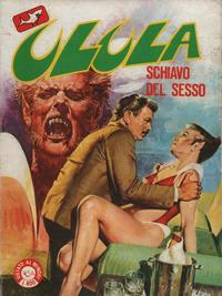 Cover Thumbnail for Ulula (Edifumetto, 1981 series) #25