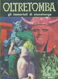 Cover Thumbnail for Oltretomba (Ediperiodici, 1971 series) #61