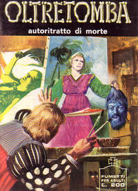 Cover Thumbnail for Oltretomba (Ediperiodici, 1971 series) #59