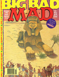 Cover Thumbnail for MAD Special [MAD Super Special] (EC, 1970 series) #116