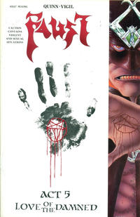 Cover Thumbnail for Faust (Northstar, 1989 series) #5