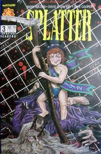 Cover Thumbnail for Splatter (Northstar, 1991 series) #3