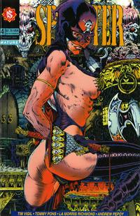 Cover Thumbnail for Splatter (Northstar, 1991 series) #4