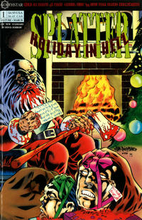 Cover Thumbnail for Splatter: Holiday in Hell (Northstar, 1994 series) #1