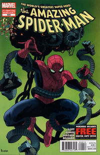 Cover Thumbnail for The Amazing Spider-Man (Marvel, 1999 series) #699 [2nd Printing Variant Cover]