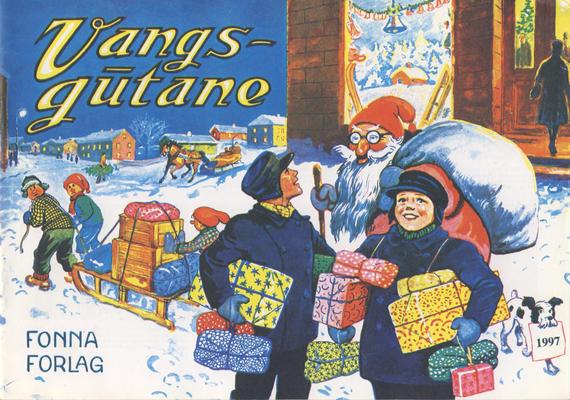 Cover for Vangsgutane (Fonna Forlag, 1941 series) #1997