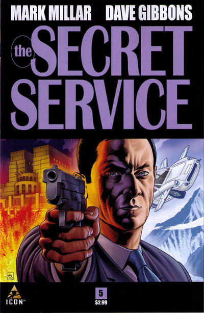 Cover for The Secret Service (Marvel, 2012 series) #5