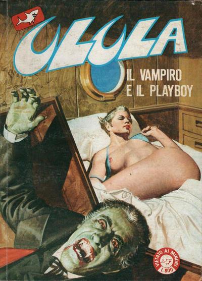 Cover for Ulula (Edifumetto, 1981 series) #33
