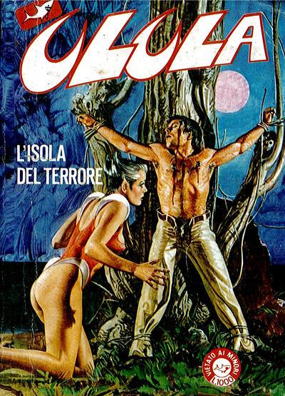 Cover for Ulula (Edifumetto, 1981 series) #35