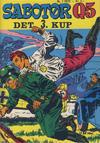 Cover for Sabotør Q5 (Serieforlaget / Se-Bladene / Stabenfeldt, 1971 series) #1/1972